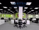 松江新浜办公室装潢 办公室维修装修改造翻新 PVC地板铺设