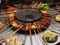 大凉山火盆烧烤加盟