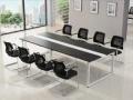 供应现代简约会议桌 折叠员工培训桌椅 长条桌长桌学习简易桌子