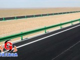 道路护栏一公里用量定做安装喷塑护栏板