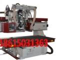 实木板式家生产线 锯铣钻 衣橱柜数控木工加工中心 拉槽加工