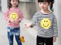 常州批发童装小县城童装店进货五六岁儿童穿的秋装卫衣打底衫批发