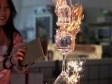 珠海明珠高级调酒师培训学院 花式英式调酒培训