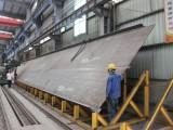 钢结构吊车梁加工出口厂家-三维钢构