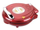 正品红双喜电饼铛批发 32#(红)电烤铛 煎烤机 煎饼机 一件起