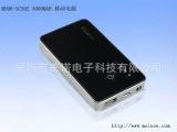 【厂家直销】iphone5移动电源3000毫安 手机充电器 CE