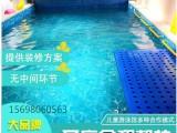 石家庄大型拼装钢构式游泳池设备可定制拆装式组装模块游泳池设备