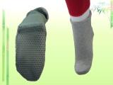 自发热保健涂点袜子,涂敷袜,保健功能袜