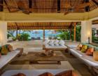 巴厘岛 布奇 风之崖别墅