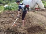 农用背负式割草机 小型开沟机 除草机砍草