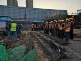 工地有三十噸鋼板需要運到南京浦口