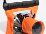 特比乐T-518L 单反相机防水袋 潜水套包漂流袋游泳 指式快门