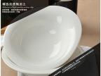 厂家批发 德化陶瓷碗 可加LOGO 特价碗 餐具碗 促销碗