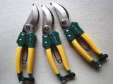 【胜达】优质树枝剪 弯头锌合金树枝剪 园林剪刀 五金工具