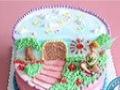 裱花蛋糕翻糖蛋糕培训哪里专业学习枣糕多少钱