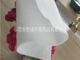 厂家直销阻燃环保床垫针刺棉,白色针刺棉批发