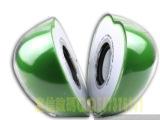 苹果USB多媒体电脑小音响手机MP3小音响笔记本专用彩灯小音响