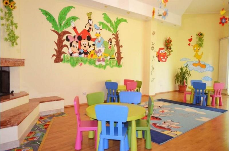 幼儿园辅导班石家庄做装修设计好的公司 世卓装饰