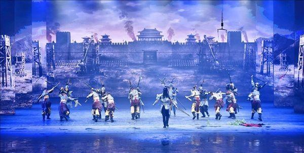 宁乡炭河古城 千古情演出怎么样 长沙一日游 穿越千年必看演出