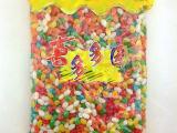 彩色多味水果味软糖 儿童最爱彩虹糖2500g 微商货源零食批发