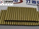 广东厂家小铜管定制 加工H65黄铜毛细管 环保黄铜毛细管
