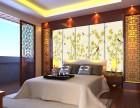 酒店艺术软包壁画/姿彩壁画