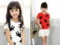 童装批发市场、时尚韩版女装牛仔裙5元货源批发网儿童服饰批发网