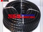 厂家直销、重庆缠绕管、硅胶缠绕管、PE绕线管、VE电缆缠绕管、