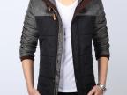 一件代发冬季加厚棉衣男大码男装外套夹克