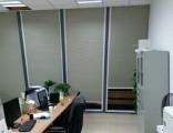 上海市电动窗帘定做黄浦虹口区做阳光房百叶办公室遮阳卷帘垂直帘