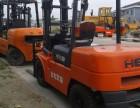 二手合力2吨 3吨 3.5吨叉车 电瓶 高门架叉车