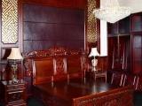 西贝皇家公馆 龙吟轩系列卧室全套实木家具