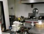李沧区170平的餐馆低价转让(能合作的)