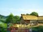 乡村规划设计效果图 农家乐规划设计效果图 农家山庄园生态设计