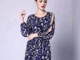 艾米拉品牌女装折扣尾货批发,一手货源,大码连衣裙