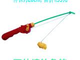磁性伸缩型儿童钓鱼竿玩具 夜市地摊热卖 厂家直销批发 益智玩具