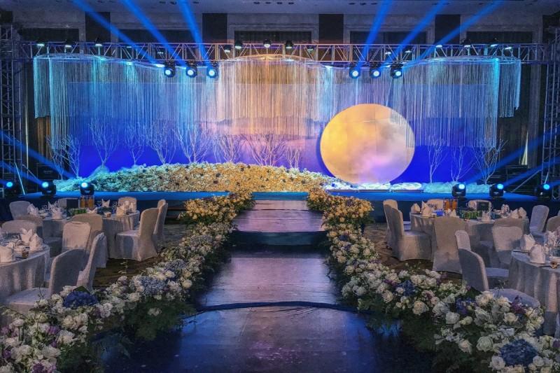 宜昌万达皇冠假日酒店 皇冠婚宴 见证人生新旅程