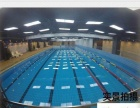 OMG!这么大的泳池居然还是恒温哒!