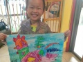 启程儿童画,艺考
