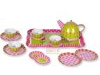 手提礼盒小清新四色水果铁质玩具茶壶咖啡杯仿真四件套过家家组合