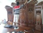 长春红木家具维修修复 办公红木家具精修 古董红木家具修复