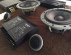 番禺FEM音响站传祺GS4汽车音响改装功放+低音 精品安装
