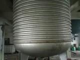 8立方二手不锈钢反应釜行业领先