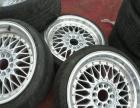 高价回收二手轮胎轮毂 专业回收二手轮胎