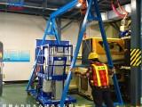 厂家定制2T移动龙门架注塑机模具吊架注塑机起重架注塑机吊架