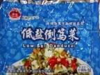 中国驰名商标 秋梅低盐倒笃菜 /腌菜/酱