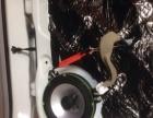 日产骐达安装导航升级音响