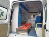 潮州急救车出租按公里收费 120救护车收费标准