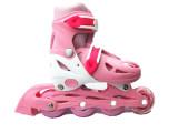 厂家直销  2013热销旱冰鞋 可调大小 轮滑鞋 儿童套装鞋