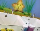 小游泳池,泡泡浴缸1个